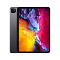 "Apple iPad Pro 11"" (2020 - 4th Gen), Wi‑Fi + Cellular, 512GB, Space Gray [With Facetime]"