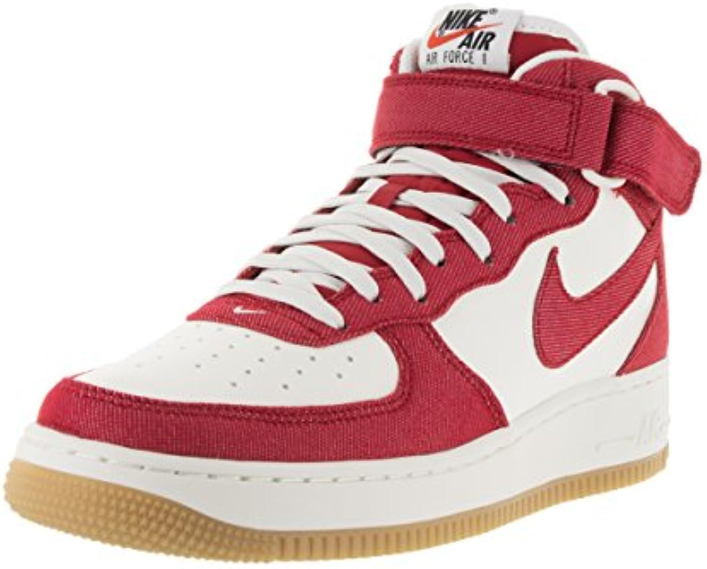 Nike Nike Nike Air Force 1 Mid '07, Scarpe da Basket Uomo | Varietà Grande  cef86f