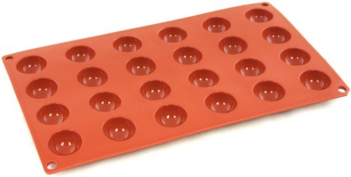 Paderno 47742-04 flexipad semisfera, in silicone