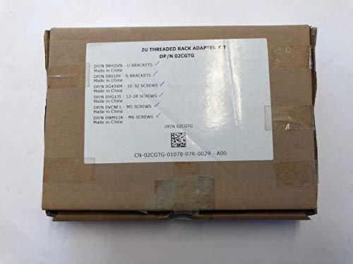Dell Rack-kit (Dell 02CGTG PowerEdge R510 R710 Threaded Rack Adapter KIT)