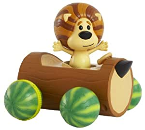 Raa Raa the Noisy Lion Interactive Cubby Buggy