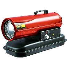 Perel Calefactor Queroseno Diesel Calentador Interior Exterior Parafina Estufa