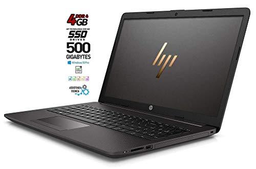 HP 255 G7 Notebook portatile SSD M2 da 500GB Display da 15.6