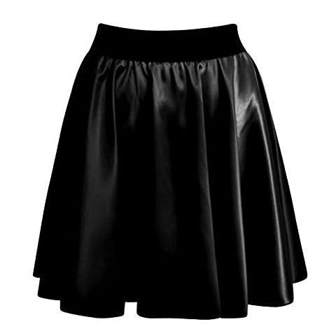 Comfiestyle - Jupe - Jupe - Femme - noir - 48