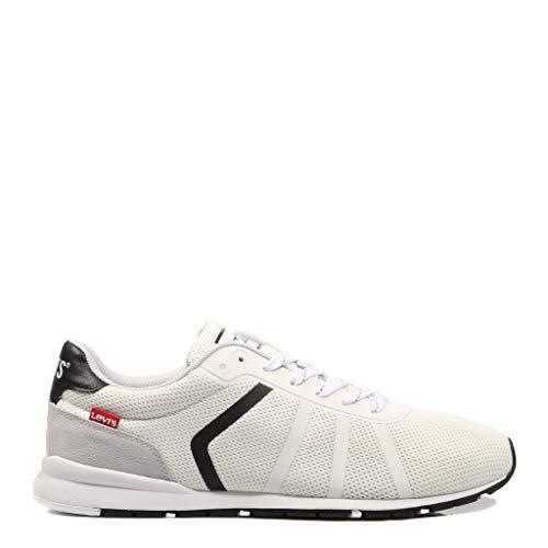 Levi\'s, ALMAYER LITE weiß 227799 756, Herren Sneaker, 43