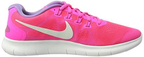 Pink Blast off bright Racer RN 2017 Free Nike pink Pink Damen Mango Laufschuhe White 6wHn0