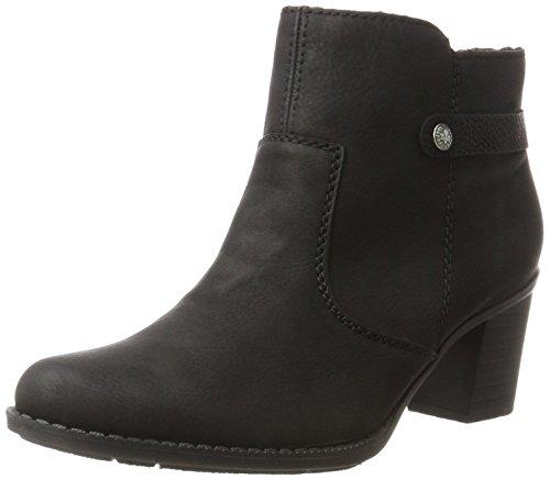 Rieker Damen L7661 Stiefel (Schwarz 00), 37 EU