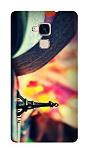 SWAG my CASE PRINTED BACK COVER FOR HUAWEI HONOR 5C Multicolor
