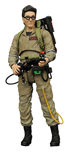ghostbusters select egon action figure