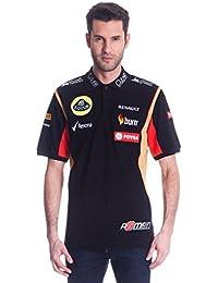Polo para hombre Formula One 1 Lotus F1 ® Selección pdvsa Grosjean, 2014/5/5