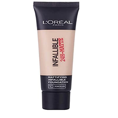 L 'Oreal Paris Infalible 24h-matte Base 10 Porcelana 35 ml