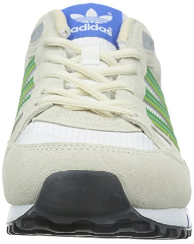 adidas ZX 750 Herren Sneakers Weiß (Ftwr White/Green/Chalk White)