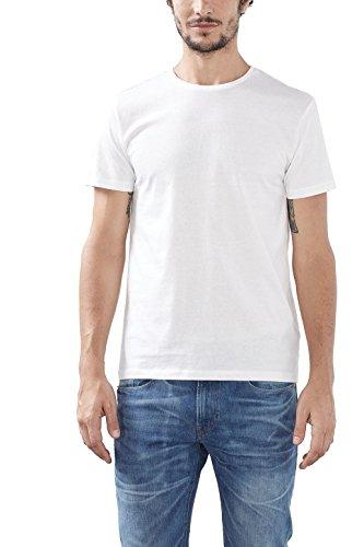 esprit-herren-t-shirt-2er-pack-126ee2n002-basic-weiss-white-100-medium