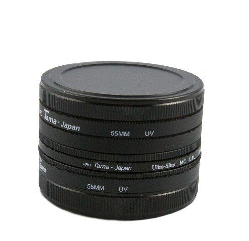 Metall Filter Container Stack Cap für 62mm Filter