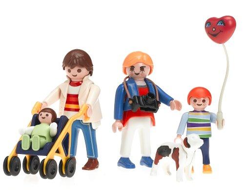 Playmobil 3209 Familia Paseo con Buggy
