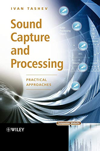 Sound Capture and Processing: Practical Approaches PDF Books