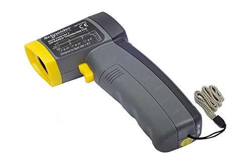 Price comparison product image Schneider Electric Rapitest Infrared Thermometer