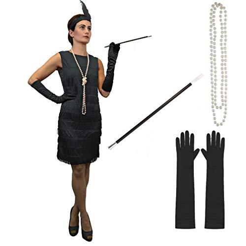 Jazz Kostüm 1920 - sowest Gatsby Flapper Kostüm Jazz Charleston 20er 1920er Kostüme Peaky Blinders