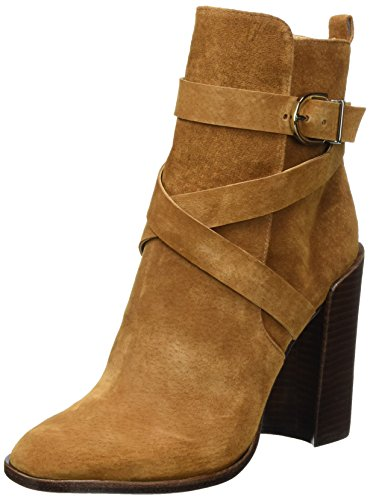 Schutz Women Boots, Stivali Donna Marrone (Legno)