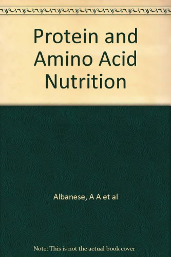 Protein and Amino Acid Nutrition
