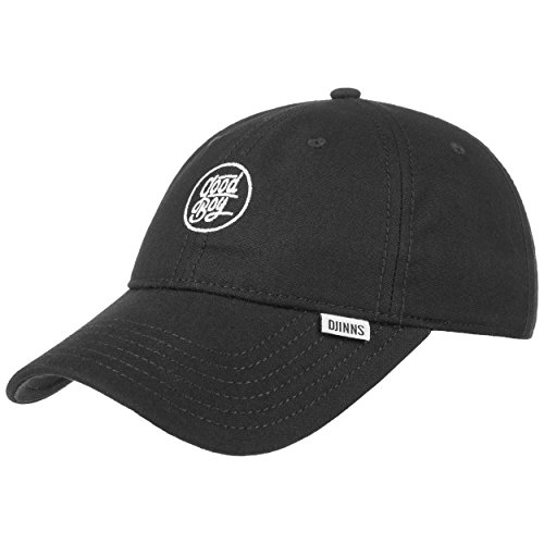 DJINNS - Good Boy - Curved Visor Dad Cap Baseballcap Homme Chapeau Casquette de Baseball Caps