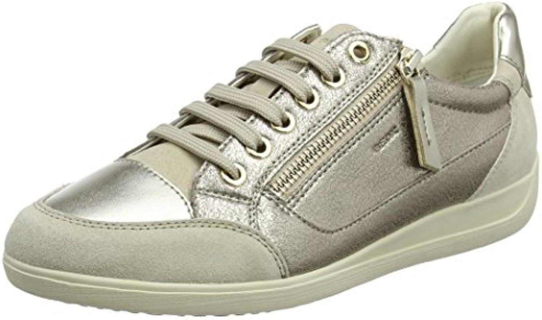 Gentiluomo   Signora Geox Geox Geox D Myria A, scarpe da ginnastica Donna Design ricco Vinci molto apprezzato Promozione dello shopping | Moda Attraente  071ca9