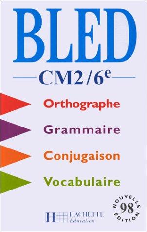 Bled CM2-6e