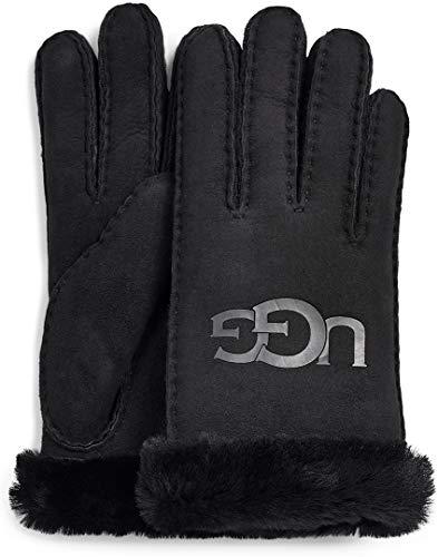 UGG Shepskin Logo Glove - Guantes piel cordero, color