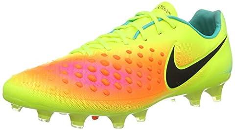 Nike Men's Magista Opus Ii Fg Football Boots, Yellow, Yellow