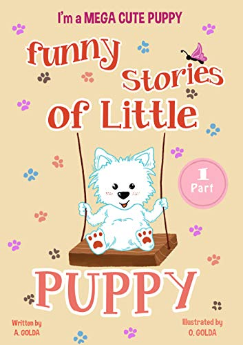 Funny stories of little puppy : Bedtime stories about lovely