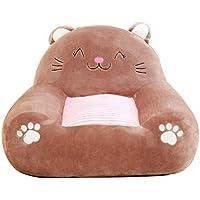 Preisvergleich für Kindersitz Niedlichen Cartoon Stuhl Abnehmbare Stoff Bunte Farbe Komfortable Licht Mini Sofa 60 cm * 45 cm