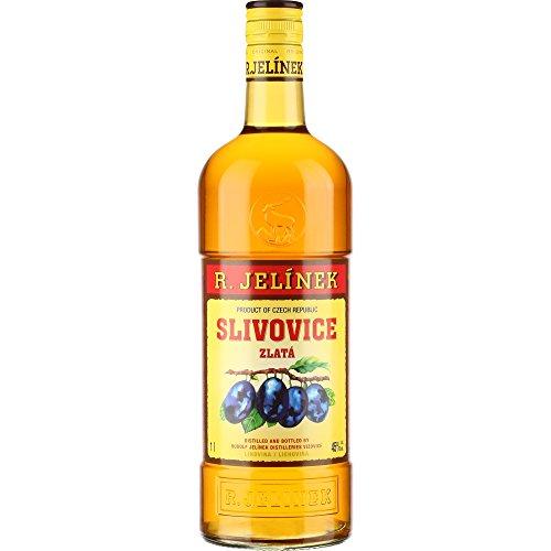 R.Jelinek, Original Czech destilleries, Slivovice Gold 1 l, 45 %