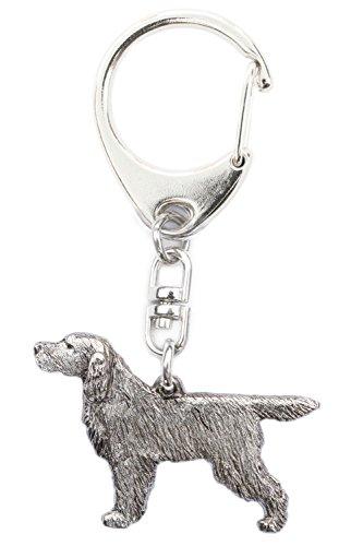 gordon-setter-made-in-uk-collezione-portachiavi-artistici-stile-cani