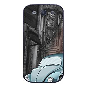 alDivo Premium Quality Printed Mobile Back Cover For Samsung Galaxy S3 / Samsung Galaxy S3 printed back cover (2D)MR-AD003