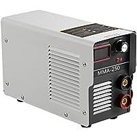 Edited 250 Ampere portátil electrónico sudor eléctrica 220 V soldador IGBT Inverter metal bogensch blancas automática