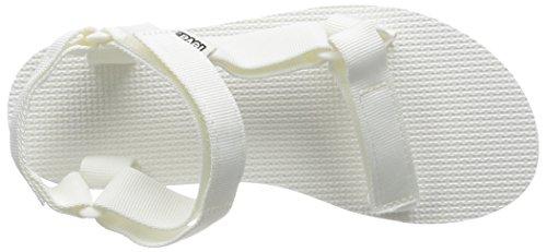 Teva W Original Universal, Sandales Plateforme Femme, Bright White Blanc (Bright White Brwh)
