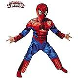 Disfraz de Ultimate Spiderman Deluxe para niño