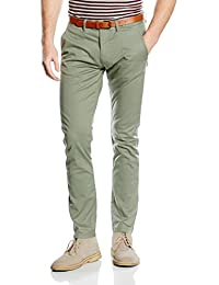 SELECTED HOMME Herren Hose Shhyard Sea Spray Slim ST Pants Noos