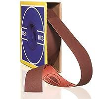 Hermes - Rollo abrasivo para ropa, 50 mm x 50 m, grano P120