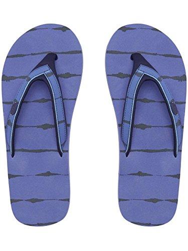 Animale Superiore Blu Sandali Swish Sottile Piattaforma Di Aop Donna Nero OrHwqO