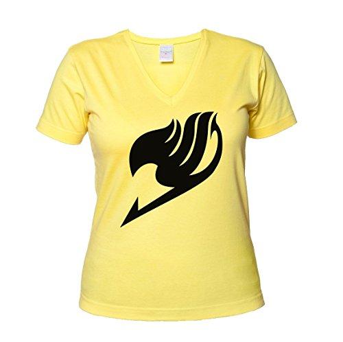 fairy-tail-anime-manga-black-logo-womens-v-neck-t-shirt-small
