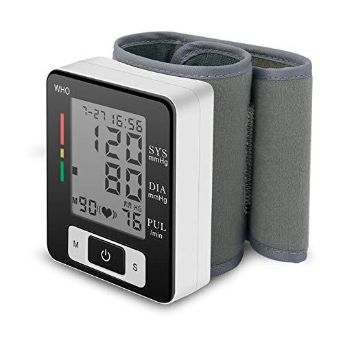Muñeca monitor presión arterial digital Sphygmomanómetro