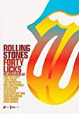 Generic The Rolling Stones Forty Licks Foto Poster Exile On