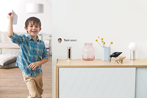 41CXTMLZkrL [Bon Plan Smarthome!]  Caméra de Surveillance Intérieure Intelligente - Netatmo Welcome