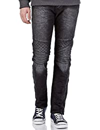Red Bridge Homme Jeans / Jeans Straight Fit Quilted