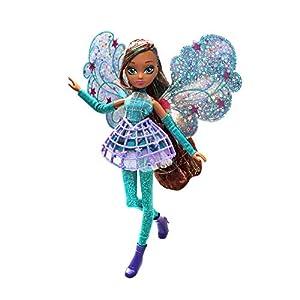 Giochi Preziosi Winx Magic Cosmix Fairy Aisha con alas holográficas