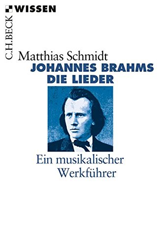 Johannes Brahms: Die Lieder (Beck'sche Reihe)