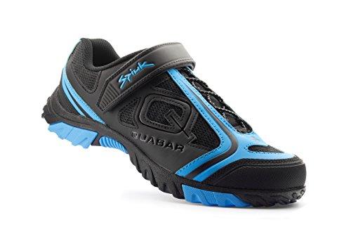 Spiuk Quasar MTB Schuh, Unisex schwarz/blau