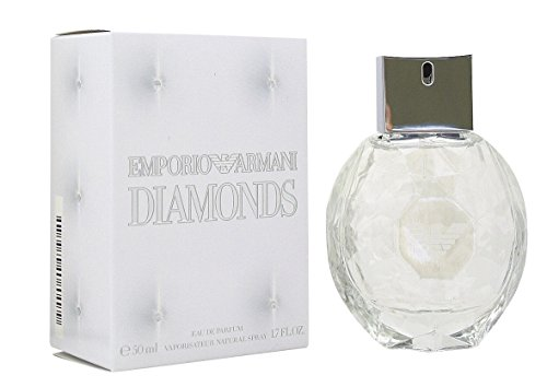 Giorgio Armani Diamonds Eau de Parfum, Donna, 50 ml