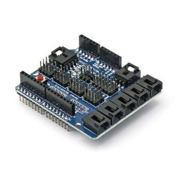 SainSmart Sensor Capteur Shield Digital Analog Module V4 pour Arduino UNO MEGA Duemilanove